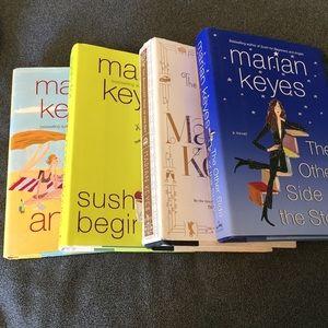 Marian Keyes Lot Of 4 Hardbacks.